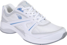 Spira Classic Leather Walker  - White/White